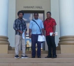 hAWAII hALL